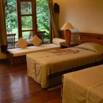Interior of Inle Resort Room