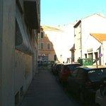 Quartiere dove si trova il Seven Urba