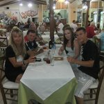 Angie(myself), Terry, Ben & Natalie, 11/09/13
