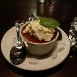 World's best butterscotch pudding