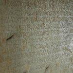 The Parian Chronicle inscription