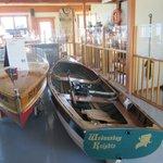 Boating history