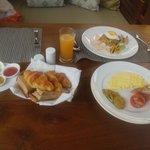 Breakfastnya kurang ;)