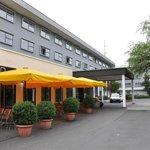 Hotel og JU52 bar