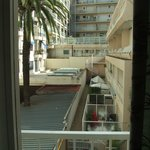 View from room 204