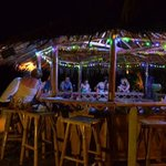 beachside bar