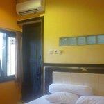 my room with view window (3rd floor)