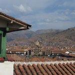 Blick Richtung Plaza de Armas