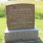 Det var her at Daniel Freeman fik USA´s første Homestead.