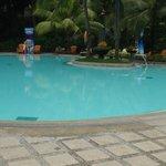 nice pool!