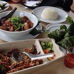 great authentic Thai food