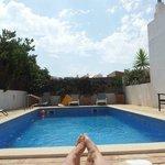Sun and Pool