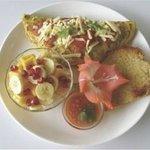 eggless omlete