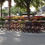 Surrey bikes for rent at Cascades recreation center