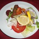 Tandoori Mixed Kebab