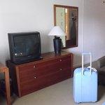 Chambre du Oasis Inn