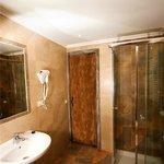 Baño de la Suite 2