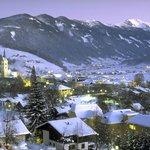 Radstadt im Winter