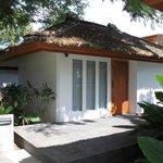 delux villa room 403