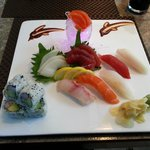 Lunch Sashimi