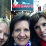 Lori, Jenny and Lynn here for the show!
