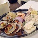 Mixed Seafood Antipasto