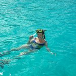 Snorkeling near Villa