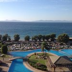 view of turkey from room 442
