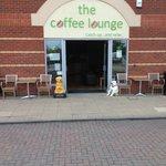 Outside The Coffee Lounge