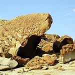Erosionsskulptur