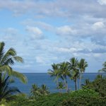 "Unit 514, view from ""lanai"""