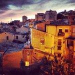 vista tetti Agrigento vecchia