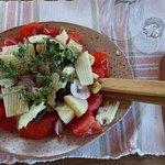 Salade excellente