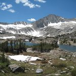 Twenty Lakes Basin