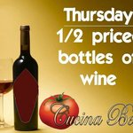 1/2 priced Thursday