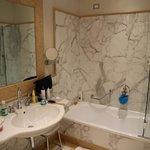 Bathroom - Excuse our toiletaries!