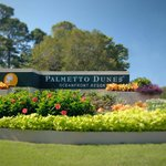 Entrance to Palmetto Dunes