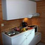 praktisch keukentje