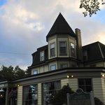 The historic Stafford's Bay View Inn