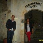 Hotel girişi
