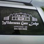 Wilderness Gate Lodge logo
