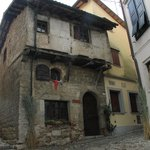 the oldest and the original medieval house