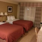 Double queen room (Room # 225)