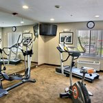 24 Hours Fitness Room