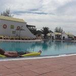 Pool by Elite bar