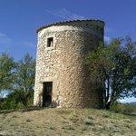 Ancien moulin à quelques pas du Manoir