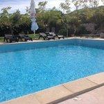 piscina Hotel Manora-Nerezine