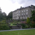 Rydal Hall from the formal gardens