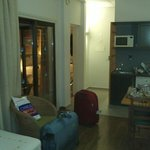 1 Bedroomed Apartment - Living Area
