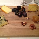 Cheese Platter, Dessert, with Uplift Charge